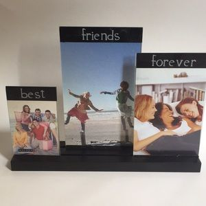 3 Picture- Picture Frame -NEW